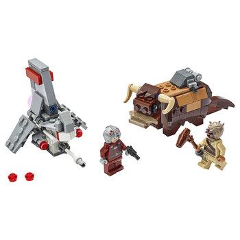 Lego Star Wars 75265 Series 7 Microfighters T-16 Skyhopper en Bantha