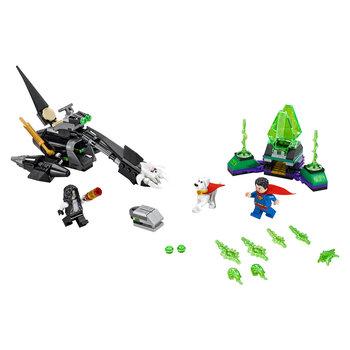 Lego Super Heroes 76096 Superman En Krypto Werken Samen