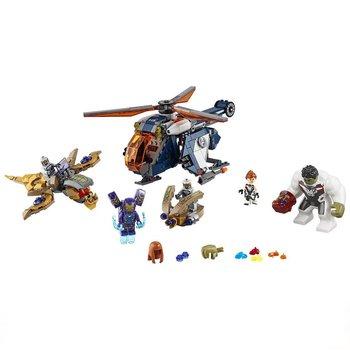 Lego Marvel Avengers 76144 Hulk Helikopterredding