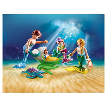 Playmobil Magic 70100 Zeemeermin Familie