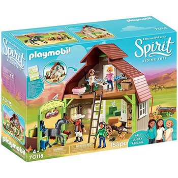Playmobil 70118 Dreamworks Spirit Stal