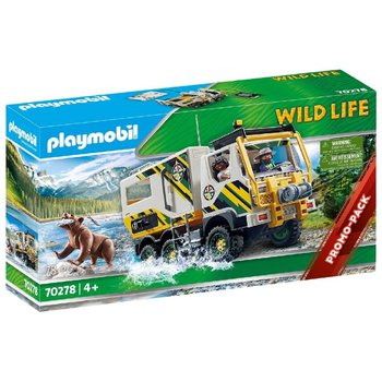 Playmobil 70278 Wild Life Expeditietruck
