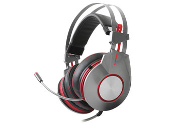 Rampage SN-RX9-Dolby7.1 Surround Gaming headset -PS4 - XBOX - PC - Zilver