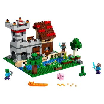 Lego Minecraft 21161 Crafting-Box