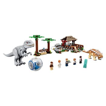 Lego Jurassic World 75941 Indominus Rex en Ankylosaurus