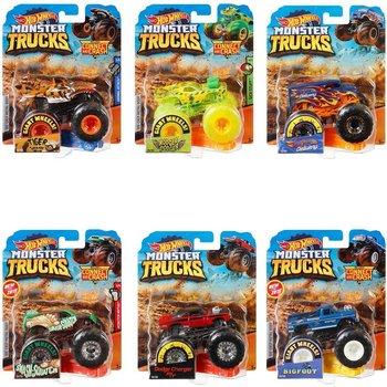 Hot Wheels Monster Trucks 1:64 Assorti