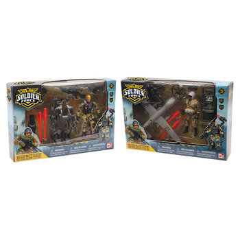 Soldier Force Set Assorti