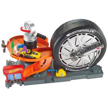 Hot Wheels City Bandenshop + 1 Auto