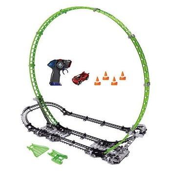 Silverlit Power Speed 3D Xtrek Ultieme Loop Set + RC Auto
