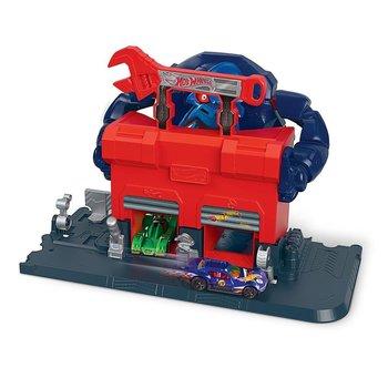 Hot Wheels City Razende Gorilla Garage Speelset + Auto
