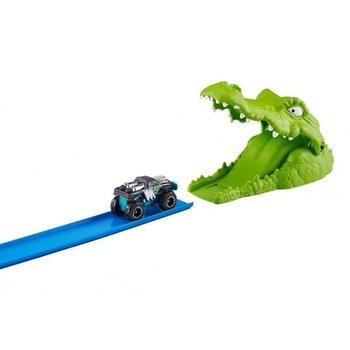 Zuru Metal Machines Krokodil-Aanval + Monstertruck