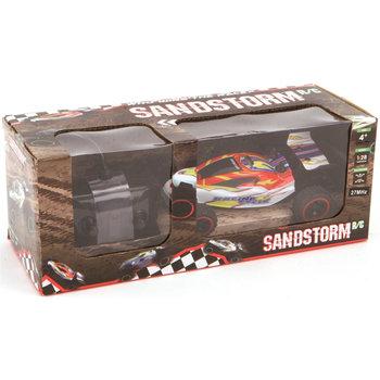 Sandstorm 2-Kanaals 4-Wheel Drive RC Buggy 1:18 Assorti
