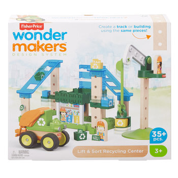 Fisher Price Wondermakers Speelset Assorti
