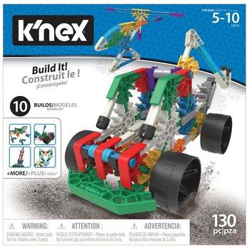 Knex Build It! Set 130-delig