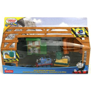 Thomas & Friends Take-n-Play Speelset Assorti