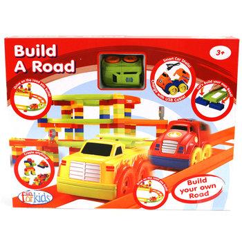 Fun For Kids Bouw Je Eigen Weg met Auto