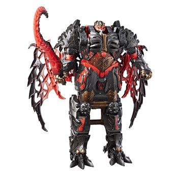 Hasbro Transformers 1-Step Mega Turbo Changer Dragonstorm met Geluid 30 cm