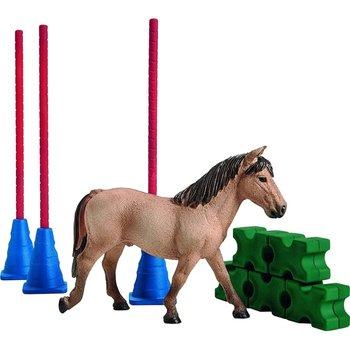 Schleich Slalom met Pony