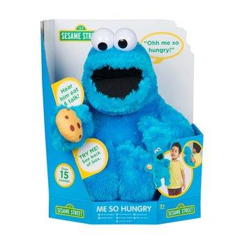 Sesamstraat Cookie Monster Knuffel met Geluid