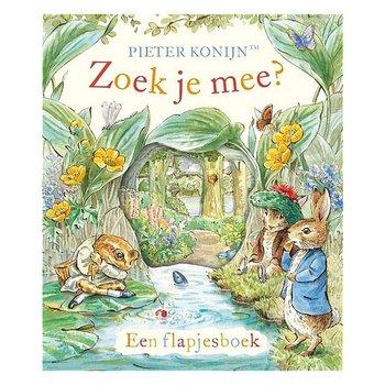 Flapjesboek Pieter Konijn Zoek Je Mee?