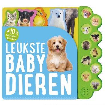 Geluidenboek Leukste Babydieren