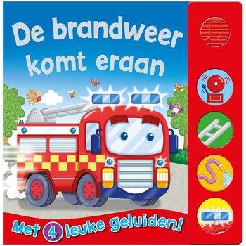 Geluidenboek De Brandweer Komt Eraan
