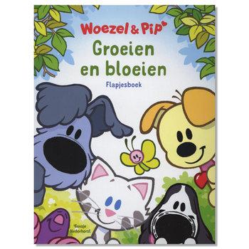 Woezel en Pip Flapjesboek Groeien en Bloeien
