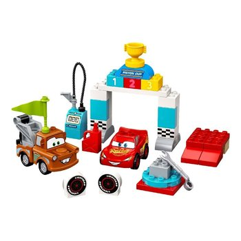 Lego Duplo 10924 Disney Cars Bliksem Mcqueen's Racedag