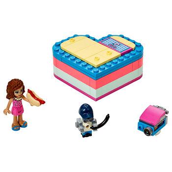 Lego Friends 41387 Hartvormige Doos Olivia's Barbecue