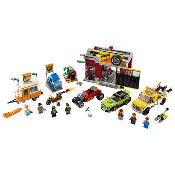 Lego City 60258 Tuning-Werkplaats