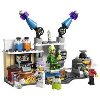 Lego Hidden Side 70418 J.B. Spooklab