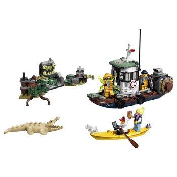 Lego Hidden Side 70419 Schipbreuk Garnalenboot