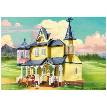Playmobil 9475 Dreamworks Spirit Lucky's Huis