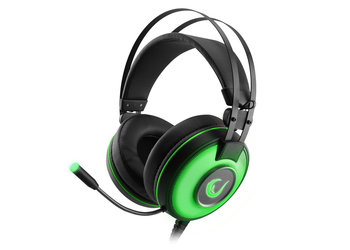 Rampage Gaming Headset ALPHA-X - Dolby 7.1 Surround Sound - PC-PS4-XBOX One - SN-RW66-Groen