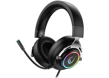 Rampage Falcon 7.1 USB gaming headset RM-33 - RGB - PC - Surround Sound