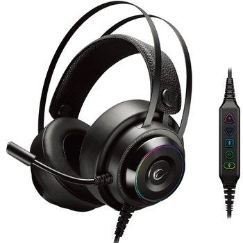 Rampage Ultimate 7.1 RGB gaming headset RG-X19 - Surround Sound - PC