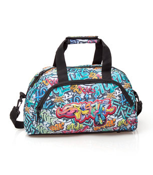 Eastwick Graffiti - Graffiti - Sporttas - 25 cm hoog