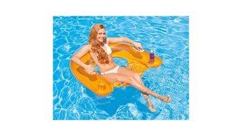 Intex Sit 'N Float Opblaasbare Drijfstoel Assorti