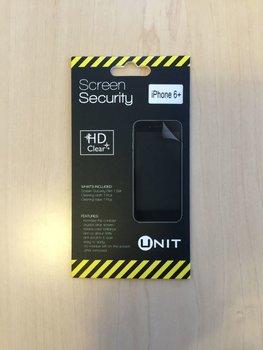 Unit Screen Protector voor iPhone 6 PLUS / 6S PLUS - Transparant
