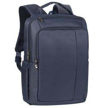 RivaCase - Laptop Rugzak - 15.6 Inch - Extra vak voor 10.1 Inch tablet - Blauw