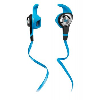 Monster iSport Strive In-Ear Koptelefoon Blauw