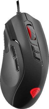 Genesis Xenon 400 - optische gaming muis - 5200 dpi - Zwart