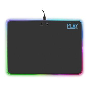 Ewent PL3341 muismat Zwart Game-muismat