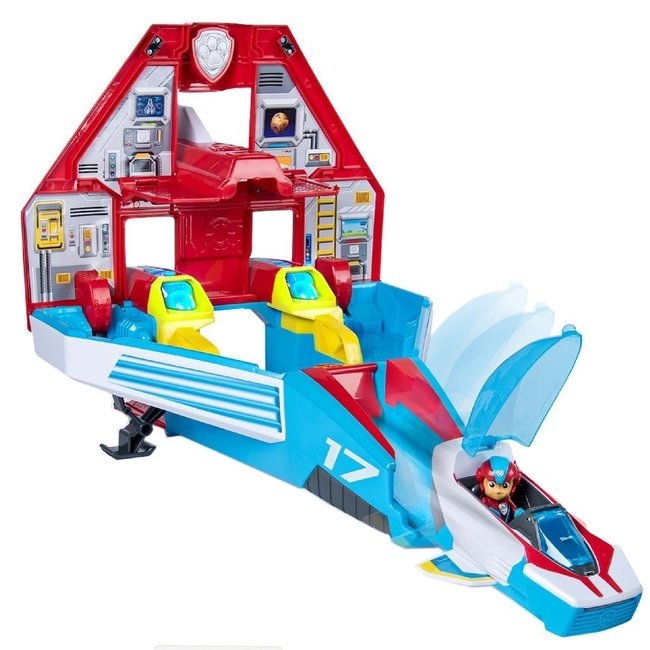 Paw Patrol Mighty Pups Mighty Jet + Figuur