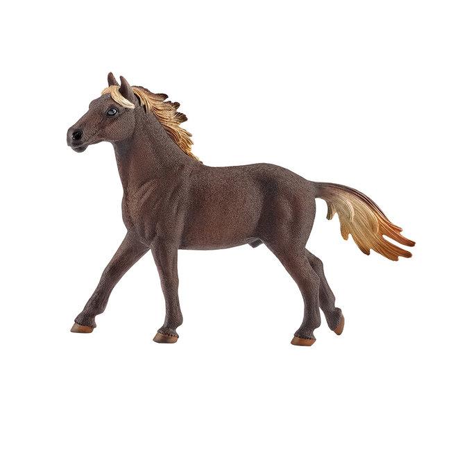 Schleich Speelfiguur Mustang Hengst