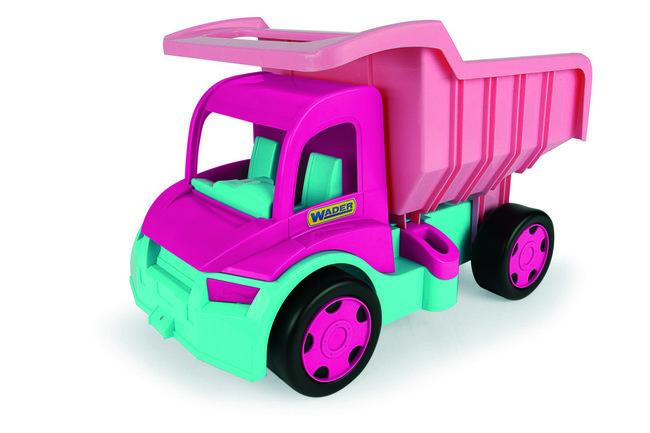 Wader Gigant Kiepwagen Roze