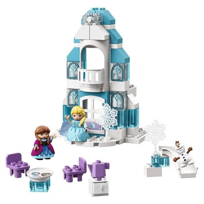Lego Duplo 10899 Frozen IJskasteel + Licht
