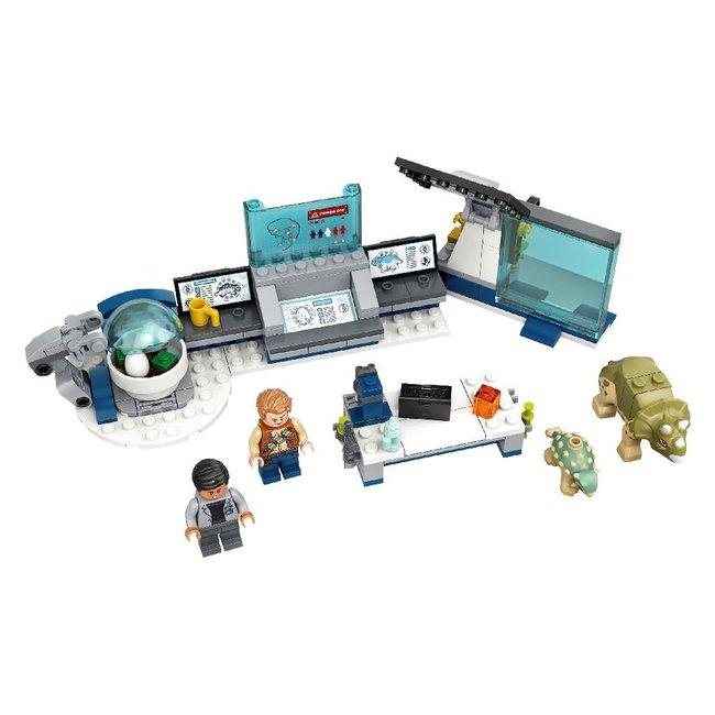 Lego Jurassic World 75939 Dr. Wu's Laboratorium