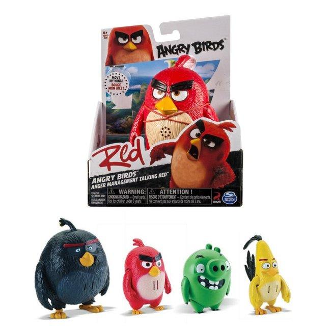Angry Birds Figuur met Geluid Assorti