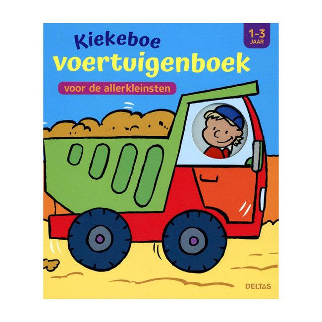Deltas Kiekeboe Voertuigenboek